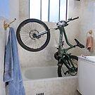 Bicycle Parking 3 by Werner Padarin