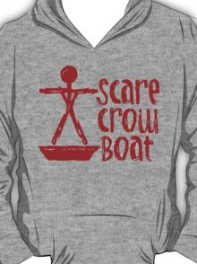 Scarecrow Boat Bachalor Party Edition T-Shirt
