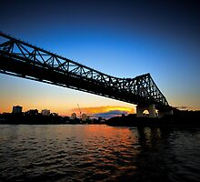 Water Under The Bridge by Lance Jackson
