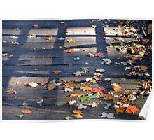 The Bridge of Autumn Poster