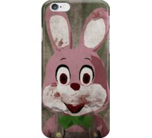 Robbie's Watching You... iPhone Case/Skin