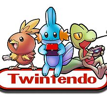 Twintendo Official Logo by twintendo