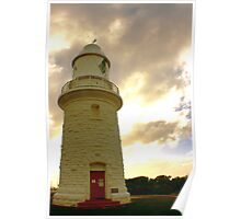 Lighthouse, Cape Naturaliste Dunsborough Western Australia Poster