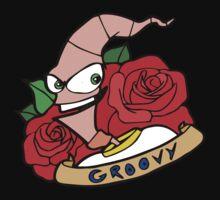 Groovy One Piece - Long Sleeve
