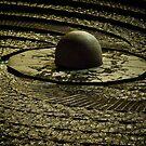Water spiral by Alexander Meysztowicz-Howen
