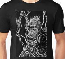The Chameleon Man Unisex T-Shirt