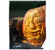 Pumpkin Carving Poster