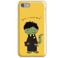 You're a Lizzard iPhone Case/Skin