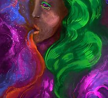 The Galaxy Within by deletia