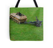 Hanomag Armoured Semi-Track. Tote Bag