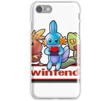 Twintendo Official Logo iPhone Case/Skin
