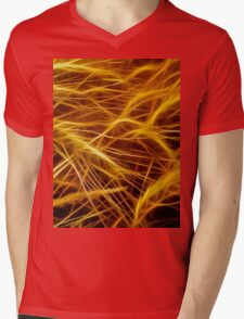 Blowin' in the Wind Mens V-Neck T-Shirt