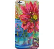 Natures Confetti by Chris Brandley iPhone Case/Skin