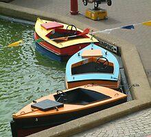 Boat Park by TREVOR34