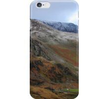 Snowdonia National Park iPhone Case/Skin