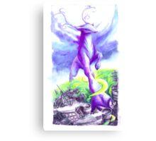 World Strider Canvas Print