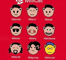 Ed Miliband - Milicat by Zaydskate
