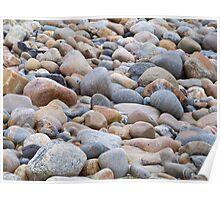 Rocky Seashore Poster