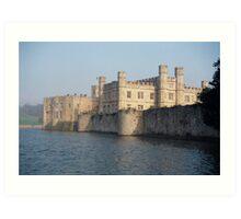 Leeds Castle, England Art Print