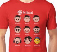 Ed Miliband - Milicat Unisex T-Shirt
