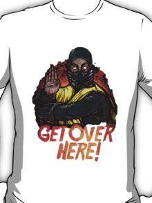 Scorpion-Mortal Kombat T-Shirt