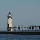 manistee lighthouse by constance42