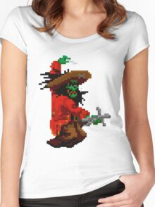 LeChuck (Monkey Island) Women's Fitted Scoop T-Shirt