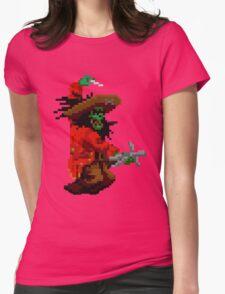 LeChuck (Monkey Island) Womens Fitted T-Shirt