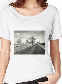 The Eternal Road Women's Relaxed Fit T-Shirt