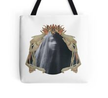 Queen of Darkness: Paper Bunnies & Light Witch  Tote Bag