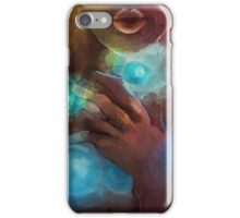 Particles iPhone Case/Skin