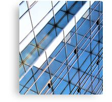 Glass Edge Canvas Print