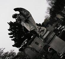 Cemetery by recluserdark