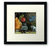 YoYo - still life Framed Print