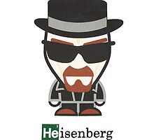 Heisenberg  by Morgzlufc