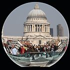 Fisheye St Pauls by XperiMENTAL