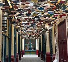 Books In the Air by Steven Mace