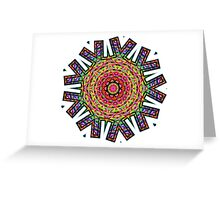 Mandalas 30 Greeting Card
