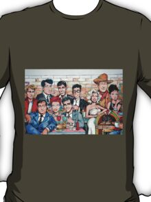 Painting the Past T-Shirt