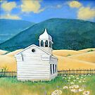 Shenandoah Valley Reverie by sally seabright