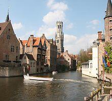 Bruges by arushton