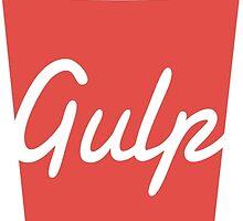 Gulp logo by kIINAMITE