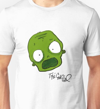 Green Scream Unisex T-Shirt