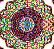 Mandalas 31 by indusdreaming