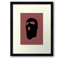 Criminal Concept 2 | Two Framed Print