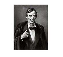President Lincoln Photographic Print