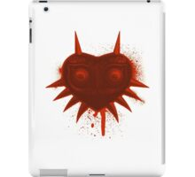 Majora (Red) iPad Case/Skin