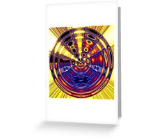 big thai gong Greeting Card