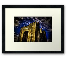 Bunratty Castle - Co. Clare Ireland Framed Print