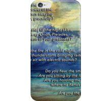 Ocean Express iPhone Case/Skin